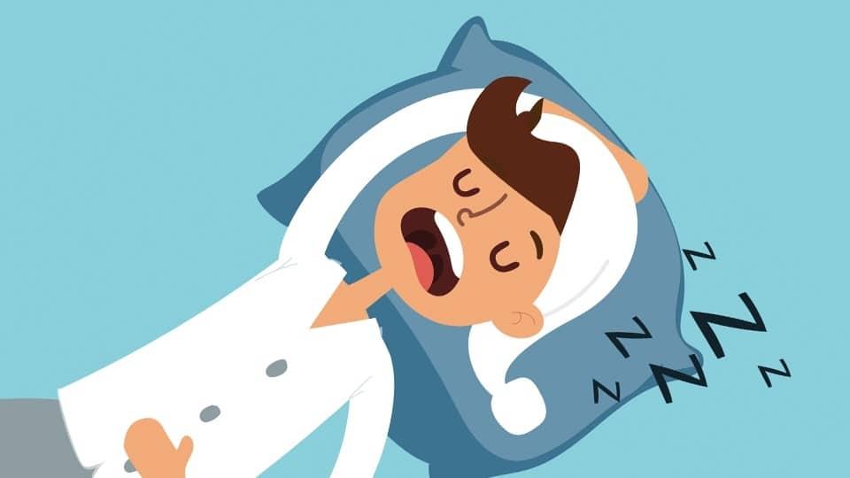 ไม่ได้อ้วน แต่ทำไมนอนกรน thaiosa นอนกรน หยุดหายใจตอนนอน1