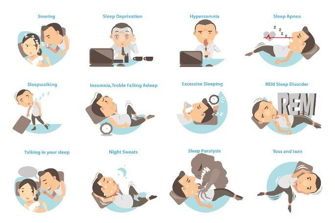 นอนเยอะ แต่ทำไมยังรู้สึกง่วงนอนตลอดเวลา