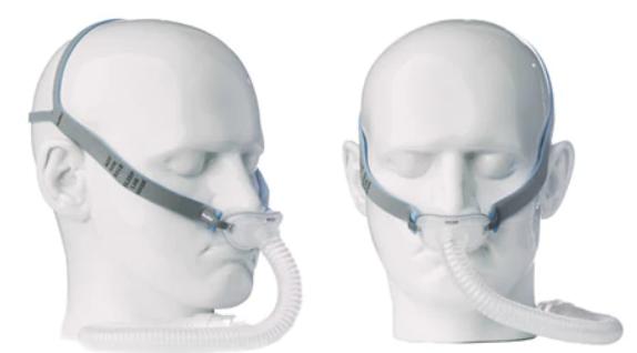 สายรัดหน้ากาก CPAP (Headgear) 1