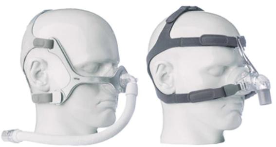 สายรัดหน้ากาก CPAP (Headgear) 2