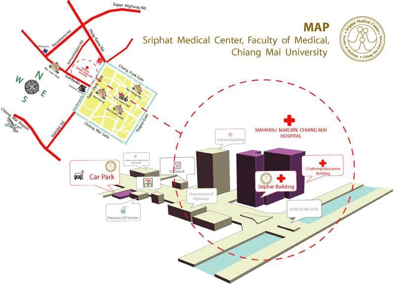รักษานอนกรน ศูนย์ศรีพัฒน์ คณะแพทยศาสตร์ มหาวิทยาลัยเชียงใหม่