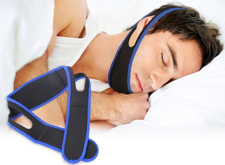 สายรัดคางแก้กรน Chin Strap ไม่ได้ช่วยเรื่องนอนกรน 1