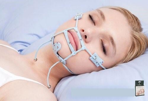 Z13 อุปกรณ์ลดอาการนอนกรน Mouth Strap แก้นอนกรนได้จริงหรือไม่